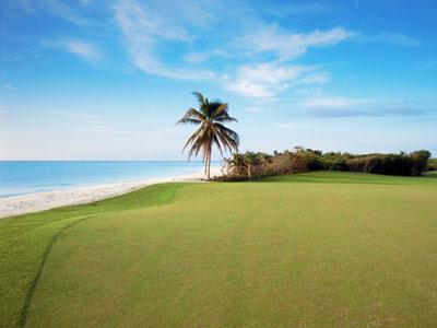 Golf Course - By the Ocean