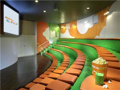 Club para Niños Azulitos - Mini Cinema