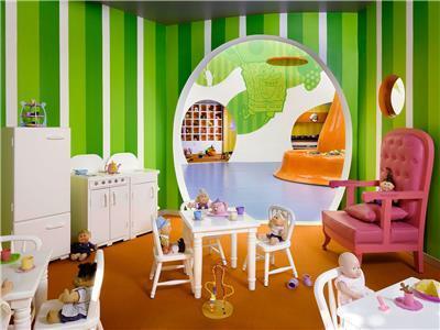 Club para Niños Azulitos - Sala de Muñecas
