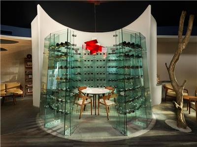 Le Chique - Wine Room