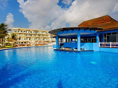 Zavaz Swim-up Bar