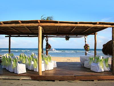 Wedding Facilities - Ocean View