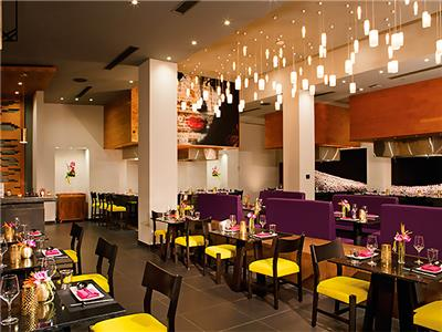 Restaurante Silk City