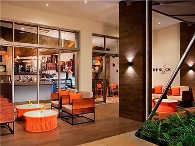 Restaurante The Nook Café