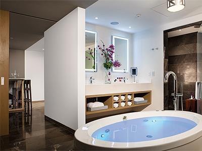 Xhale club Master Suite - Baño