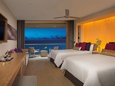 Allure Junior Suite Doble Vista al Mar