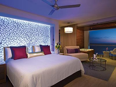 Allure Junior Suite King Vista al Mar