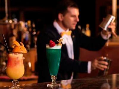 Lobby Bar La Cupula