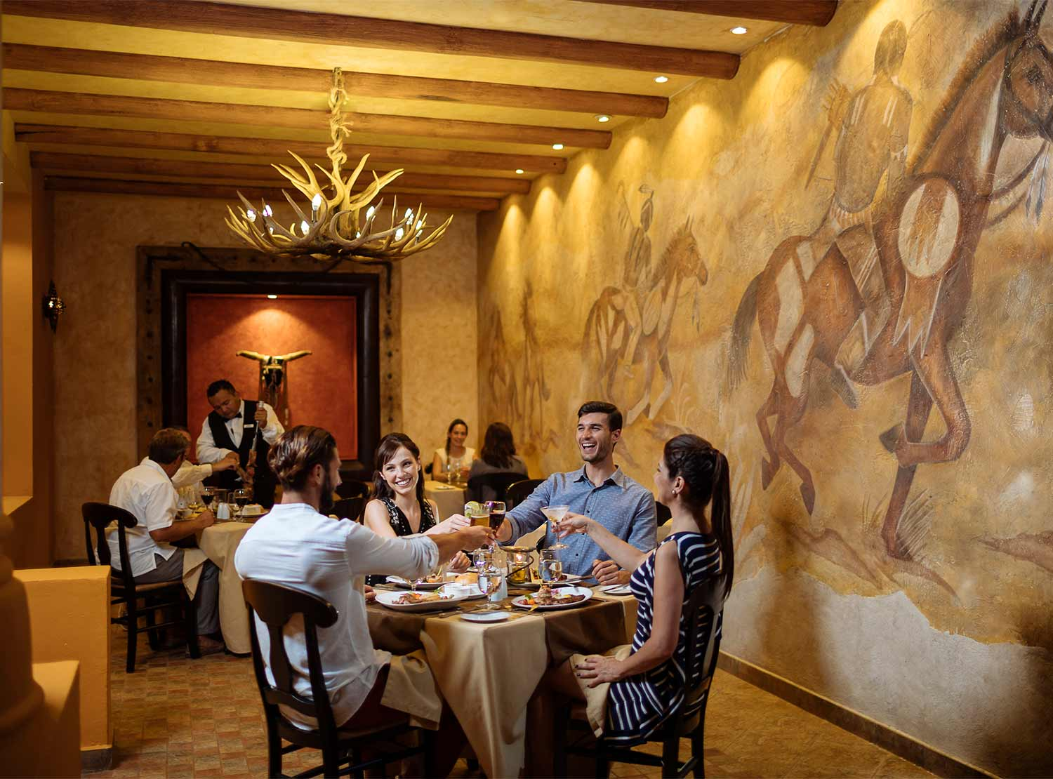 Restaurante Sonora Grill Occidental at Xcaret Destination