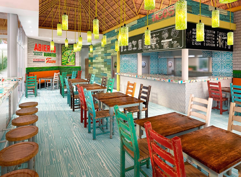 Restaurante Rita's Taco House