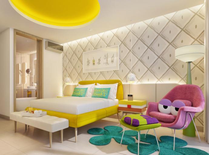 Suite Pineapple