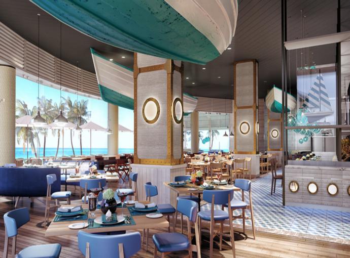 Restaurante Yacht Club