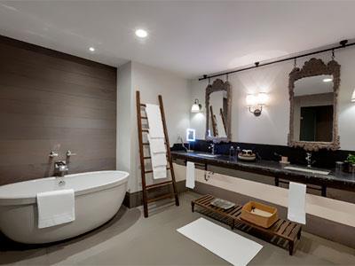 Suite Estancia Vista Tropical Una Habitación