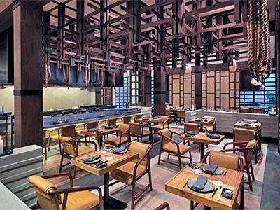 Restaurante Mura House