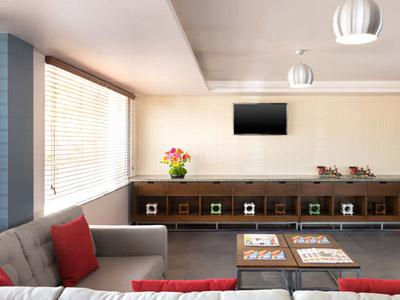 Family Room - Sala de TV
