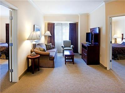 Hotel Staybridge Suites San Antonio SeaWorld Business In San Magnificent 2 Bedroom Suites San Antonio Tx
