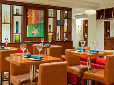 Sabor Restaurant | Wyndham Garden Near La Cantera | San Antonio | Texas