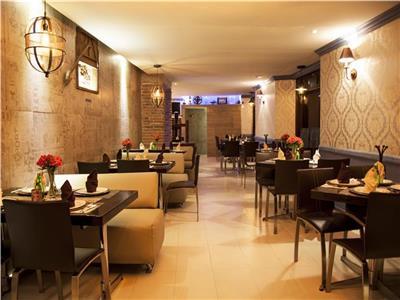 Restaurante Via Vai Antique
