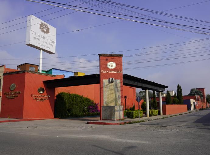 Villa Mercedes San Cristóbal de las Casas