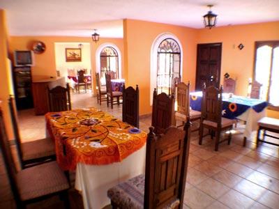 Restaurante Los Nopales