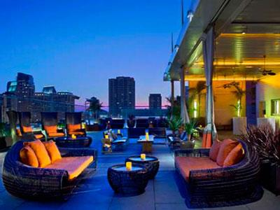 Roof Top 600 at Andaz