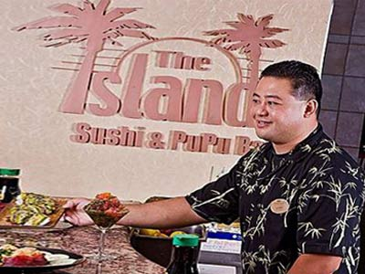 The Islands Sushi & Pupu Bar