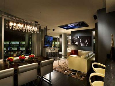 Multi Platinum Star Suite - Sala de Estar