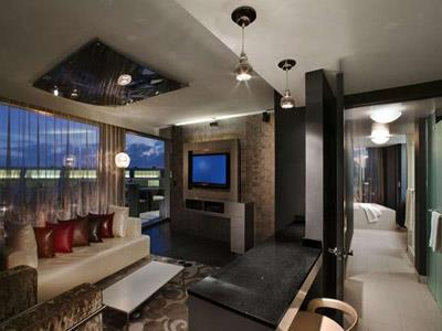 Silver Rock Star Suite - Sala de Estar