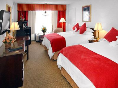 Two Double Beds Non Smoking Best Western Plus Grosvenor Airport Hotel South San