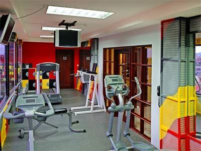 Gym Executive Floor