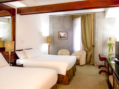 Premium Room Two Double Beds