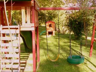 Playground - Swings