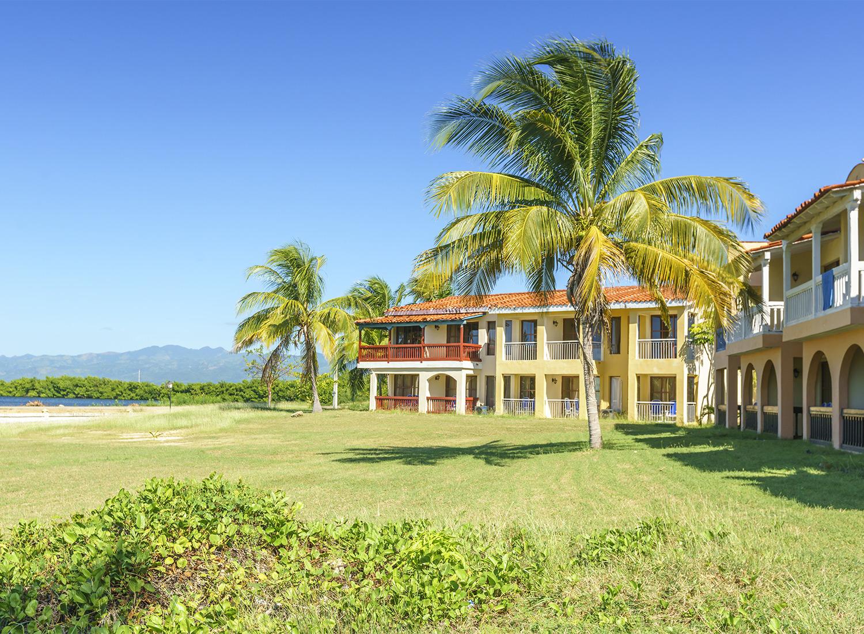 fachada Memories Trinidad del Mar