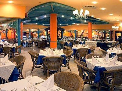 Restaurante La Casona Melia Santiago de Cuba