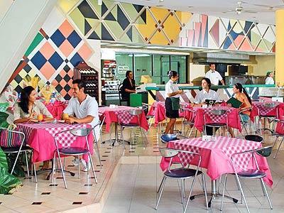 Restaurante La Fontana Melia Santiago de Cuba