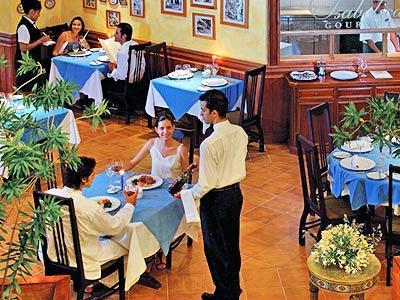 Restaurante La Isabélica Melia Santiago de Cuba