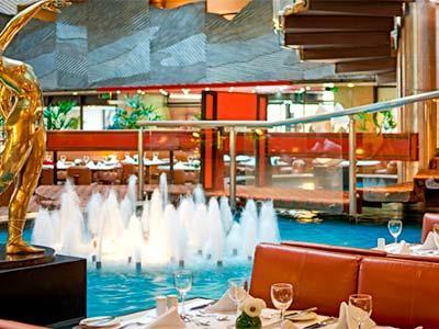Restaurante 150 Maksoud