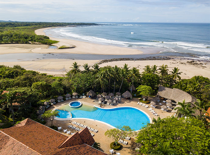 Colombia-Sonesta-Cart-Piscina-10 Occidental Tamarindo
