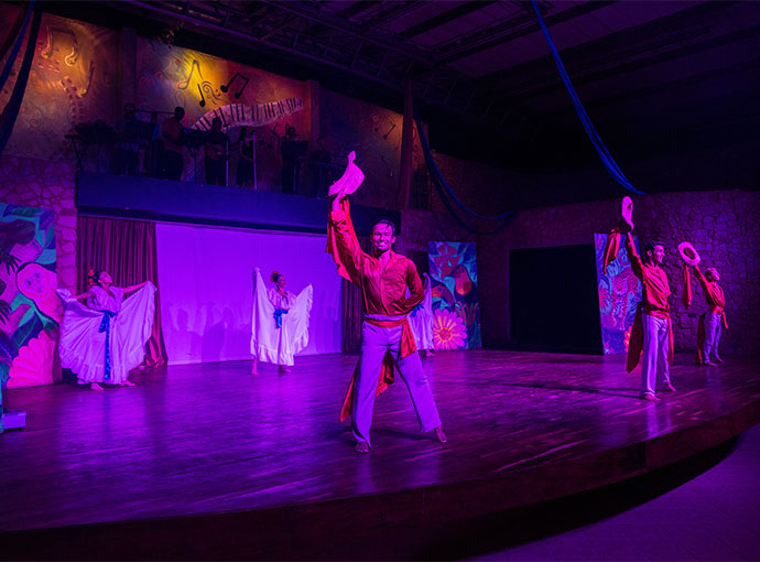 Colombia-Sonesta-Cart-Show-Nocturno Occidental Tamarindo