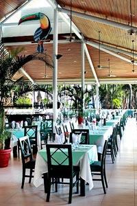 El Tucan Restaurant Barcelo Tambor