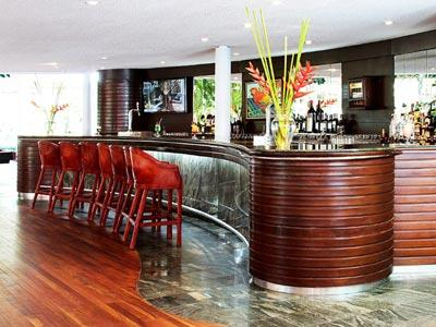 Cocobolo Lobby Bar Barcelo Tambor