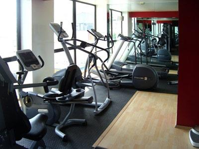 Fitness Center - Alternative View