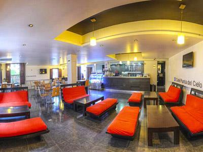 Cafetería Punta del Cielo