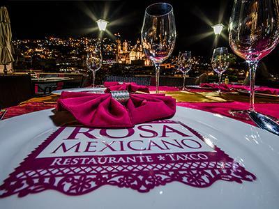 Restaurante Rosa Mexicano