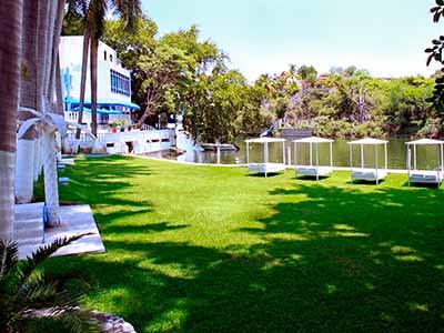 Fotograf as del hotel villa bejar and spa for Salon villa jardin