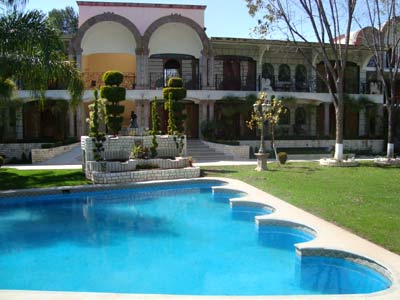 Villa florencia hotel en tequisquiapan quer taro for Hotel luxury queretaro