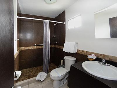 Junior Suite - Baño