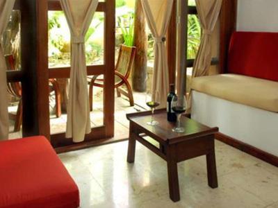 Suite Vista al Jardín - Terraza