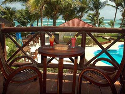 Ocean View Suite - Terrace