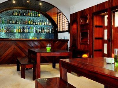 Restaurante Bar Ana y José - Bar